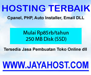 hosting murah