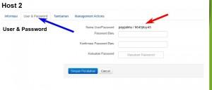 password hosting