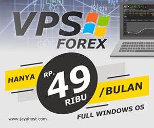 vps forex murah